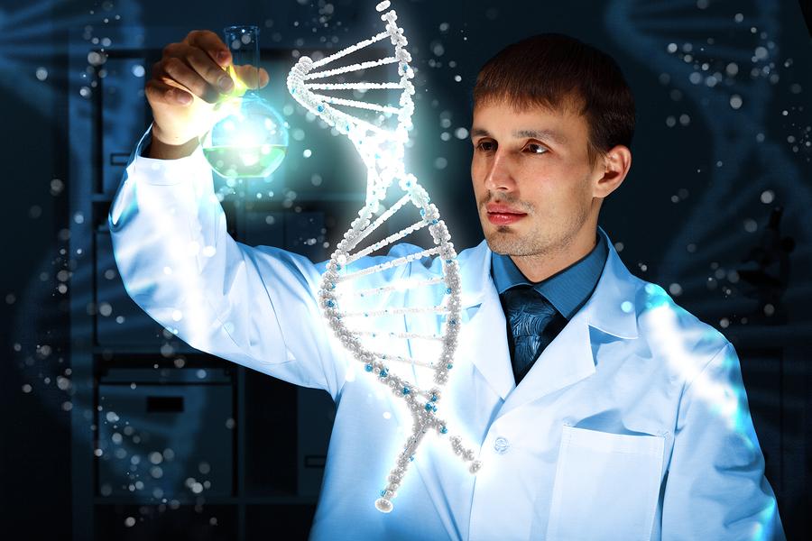 Oral DNA